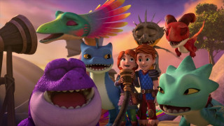 Dragons: Rescue Riders: Secrets of the Songwing (2020) Full Movie - HD 720p