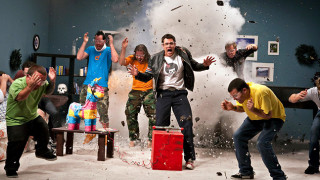 Jackass 3D (2010) Full Movie - HD 720p BluRay