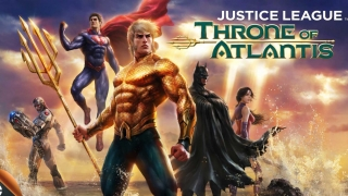 Justice League Throne of Atlantis (2015) Full Movie - HD 1080p
